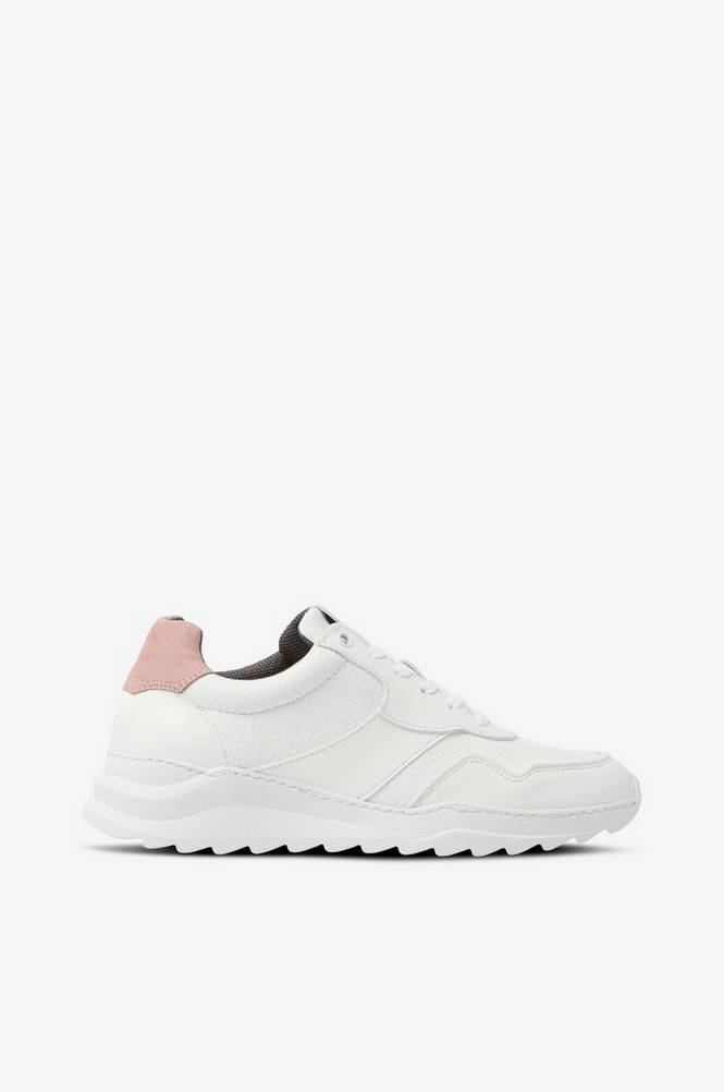 Bianco Sneakers biAdevony Vegan Sneaker