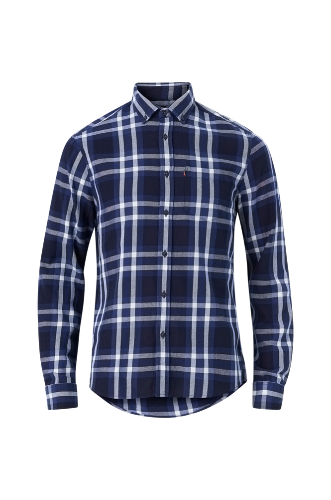 Lexington Skjorte Clive Yarn Dyed Checked Shirt