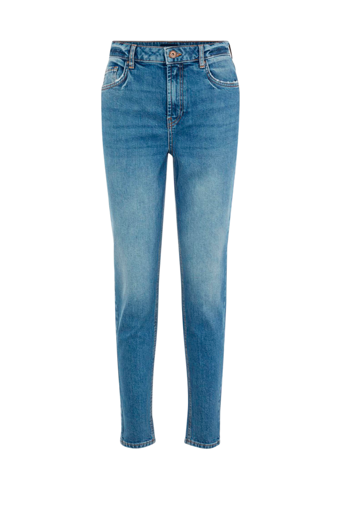 Pieces Jeans pcLeah Mom HW Ank MB256-BA
