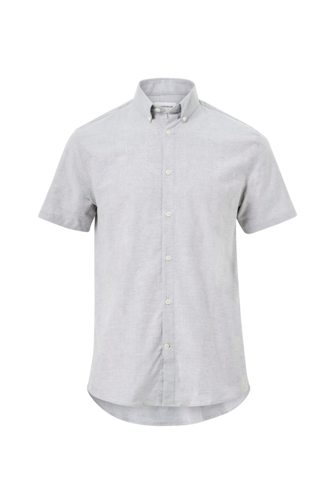 lindbergh Skjorte Oxford Superflex Shirt S/S