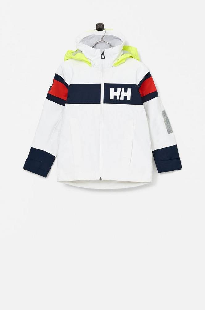 Helly Hansen Jakke JR Salt 2 Jacket