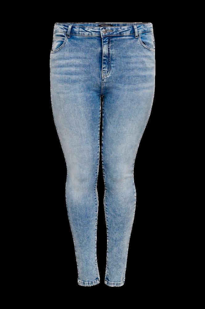 Only Carmakoma Jeans carLaola Life HW Skinny
