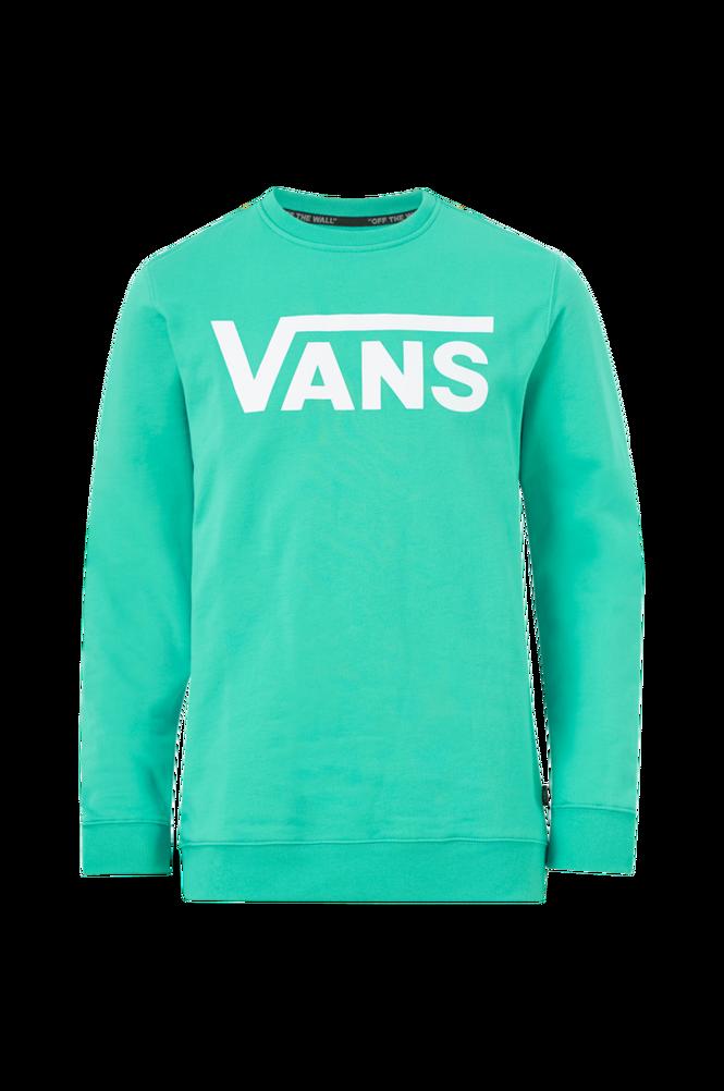 Se Sweatshirt Vans Classic Crew II ved Ellos