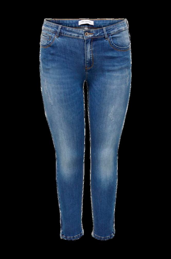 Only Carmakoma Jeans carKarla Reg Ank BJ11336