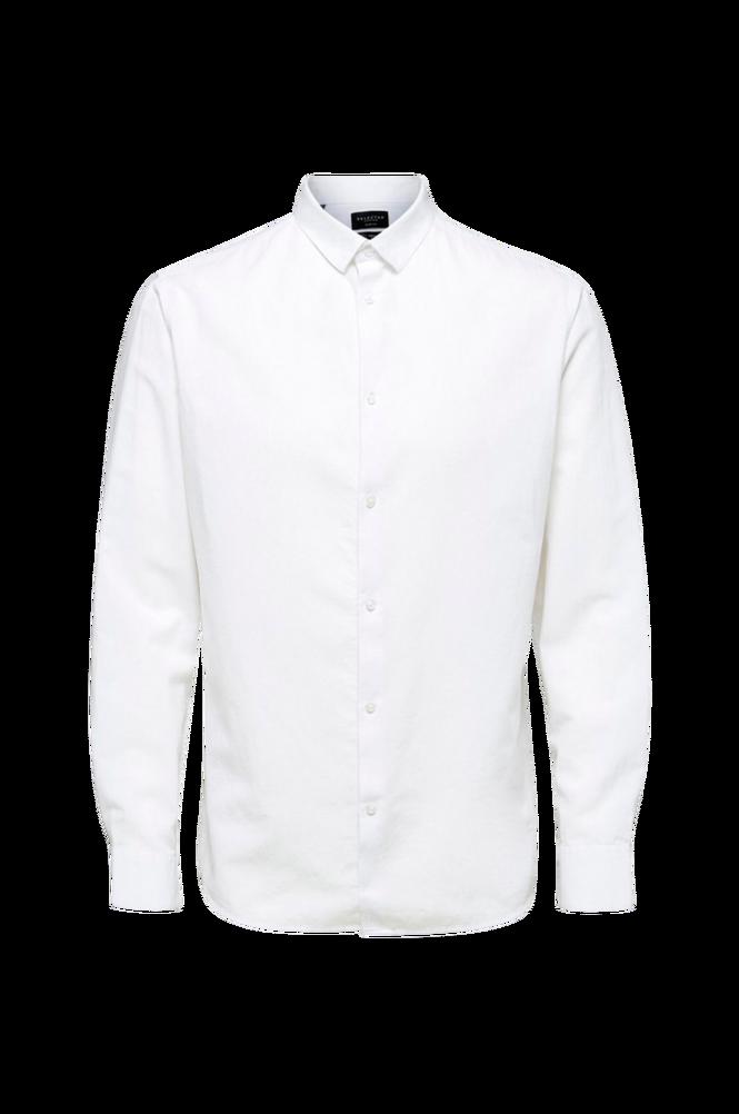 Selected Homme Skjorte slhSlimnew-Linen Shirt LS W