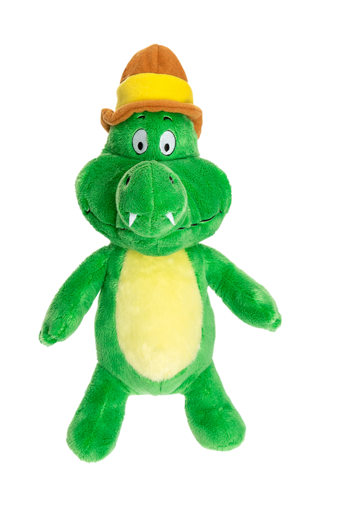 Arne Alligator stor
