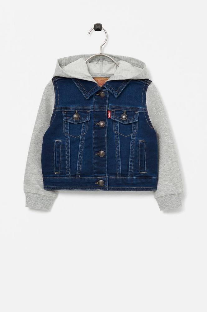 Levi's Jakke Lvn Indigo Jacket