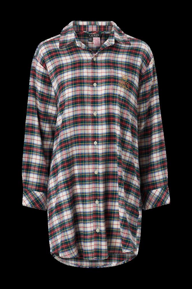 Lauren Ralph Lauren Natskjorte His Shirt Sleepshirt