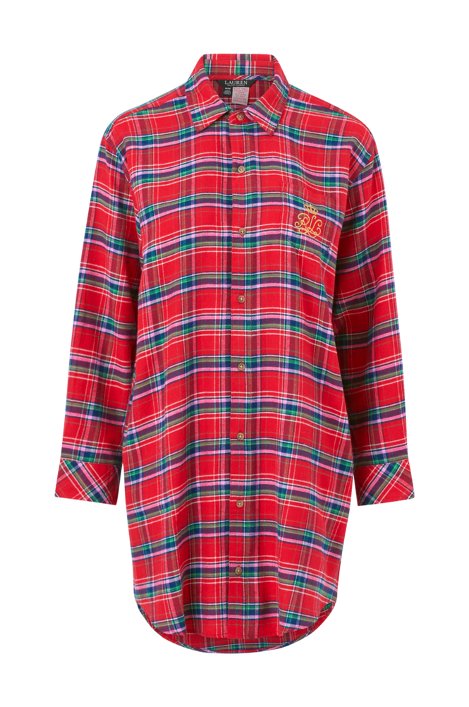 Lauren Ralph Lauren Natskjorte His Shirt Sleepshirt