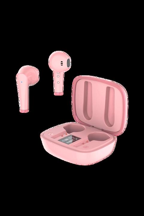 Fuz1 True Wireless Headset Drop Rosa