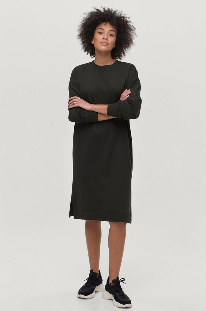 Gina Tricot Sweatkjole Riley Sweatshirt Dress