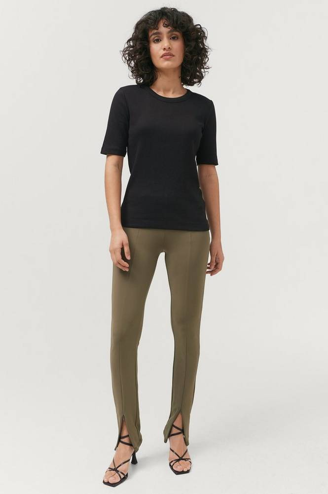 Gina Tricot Leggings Jada Slit Leggings