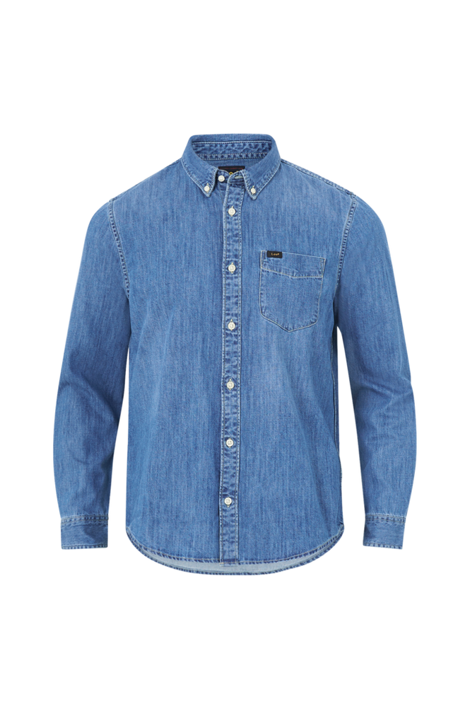 Denimskjorte Lee Button Down