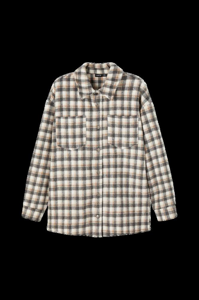name it Skjortejakke nlfTove LS L Over Shirt