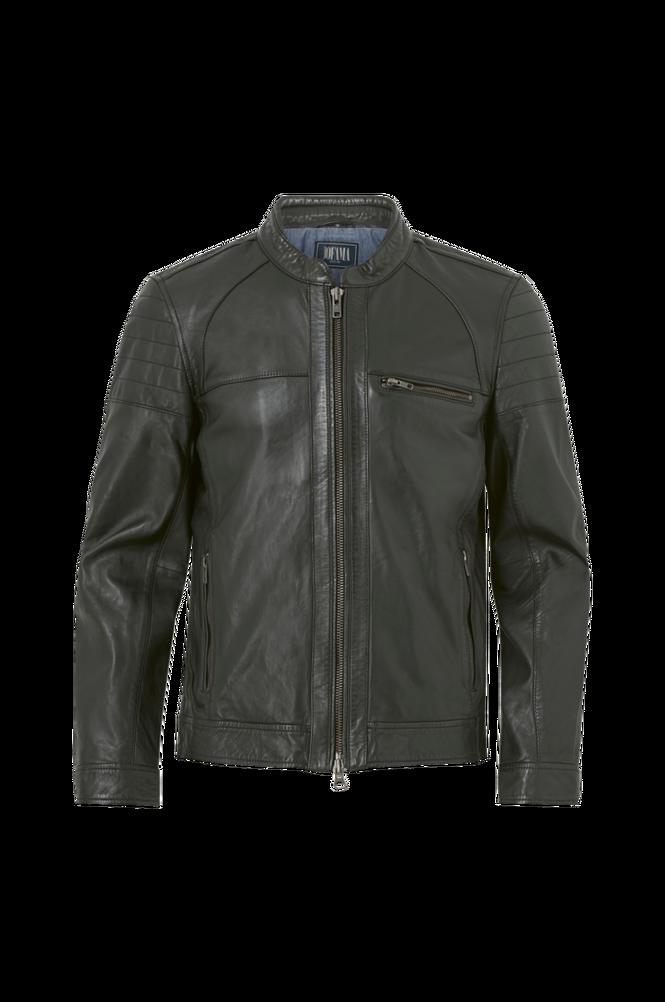 Jofama Skindjakke Costner Zipped Leather Jacket