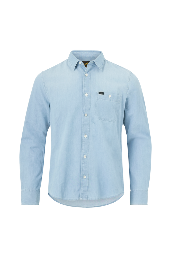 Skjorte Lee One Pocket Shirt