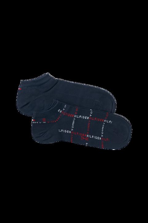 Ankelstrumpor TH Men Sneaker Grid 2-pack