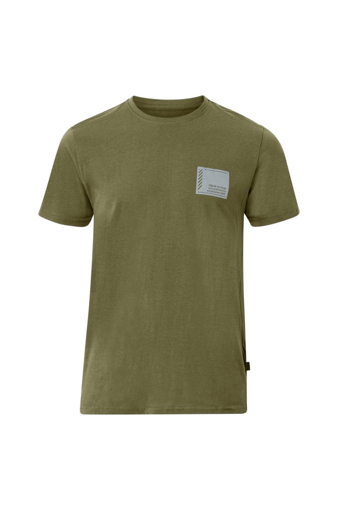 Solid T-shirt ssDave SS