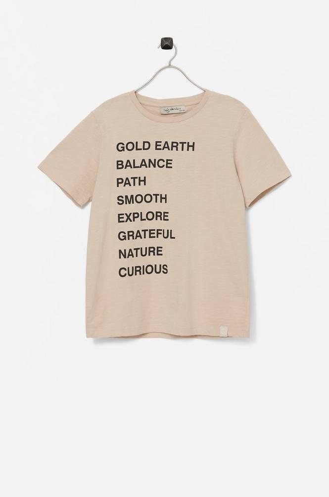 I dig denim T-shirt Glenn Tee Organic