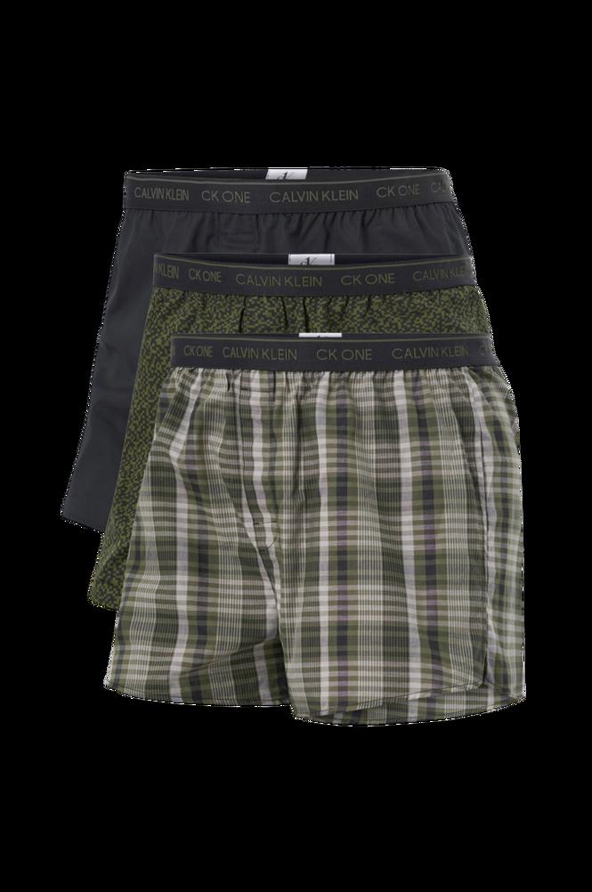Calvin Klein Underwear Boxerunderbuks Slim 3-pak