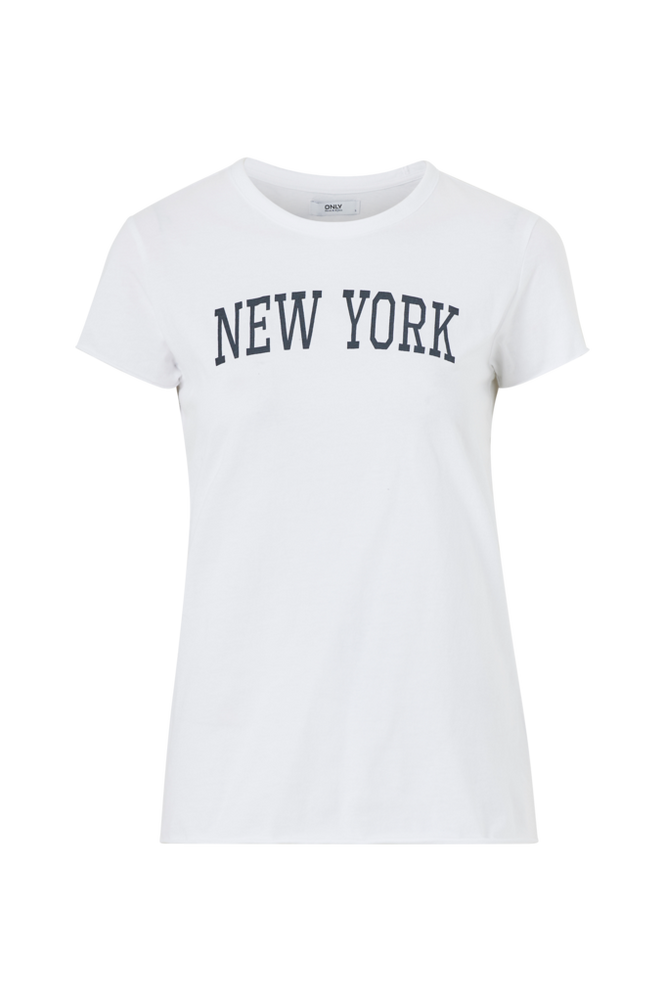 Only Top onlApple Lucy S/S Fit Tee Box