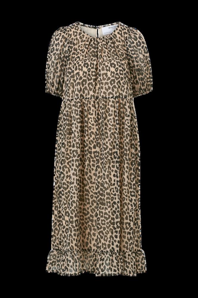 Selected Femme Kjole slfTilda 2/4 Midi Dress