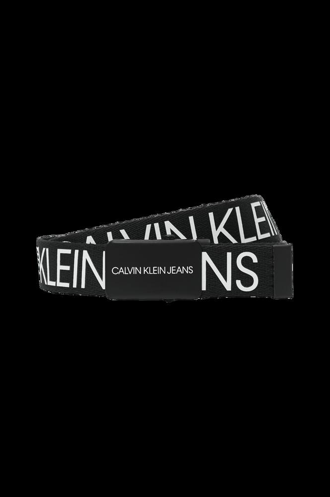 Calvin Klein Bælte Canvas Logo Belt