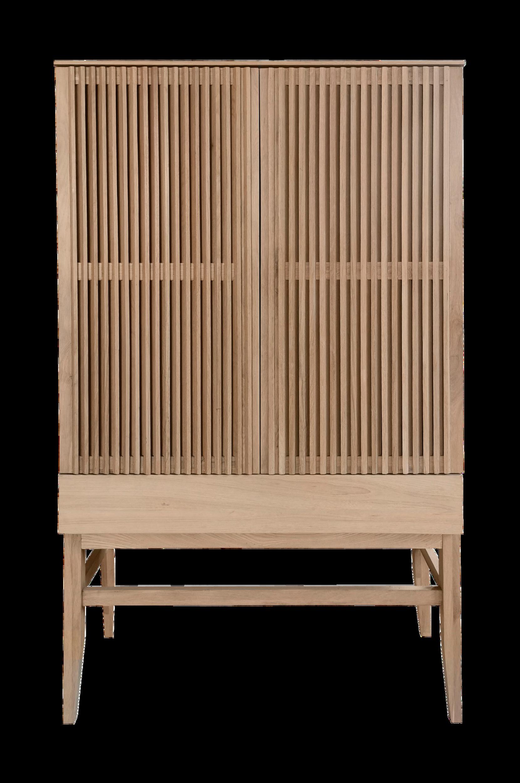 Nordic Furniture Group - Vitrinskåp Grandino - Natur