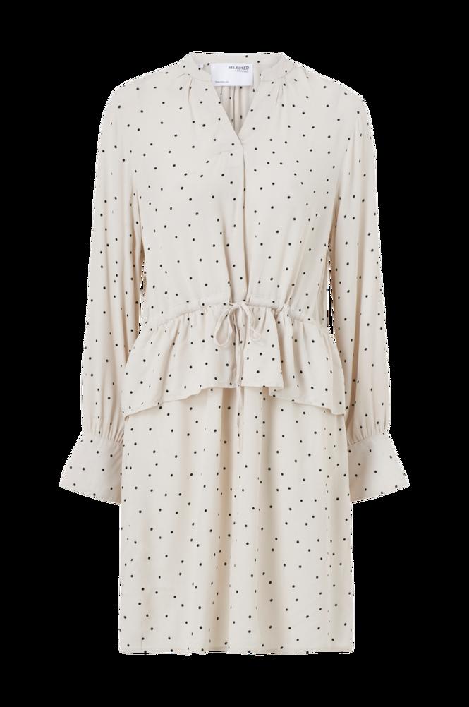 Selected Femme Kjole slfZelda-Damina LS Short Dress