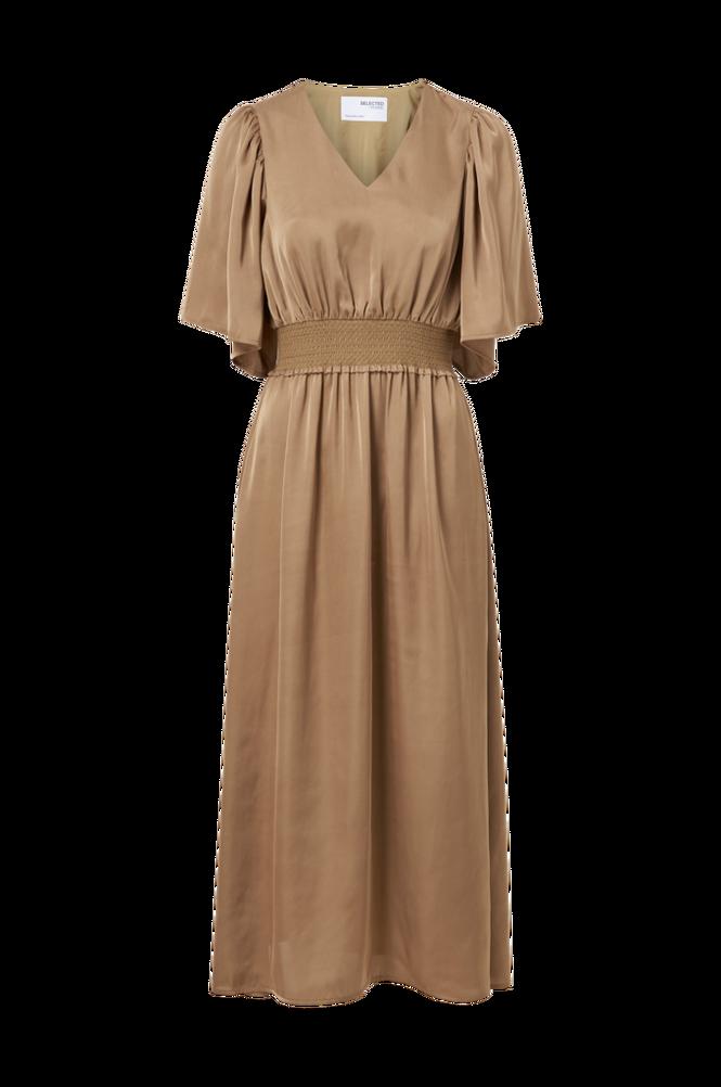 Selected Femme Maxikjole slfJonna 2/4 Ankle Dress