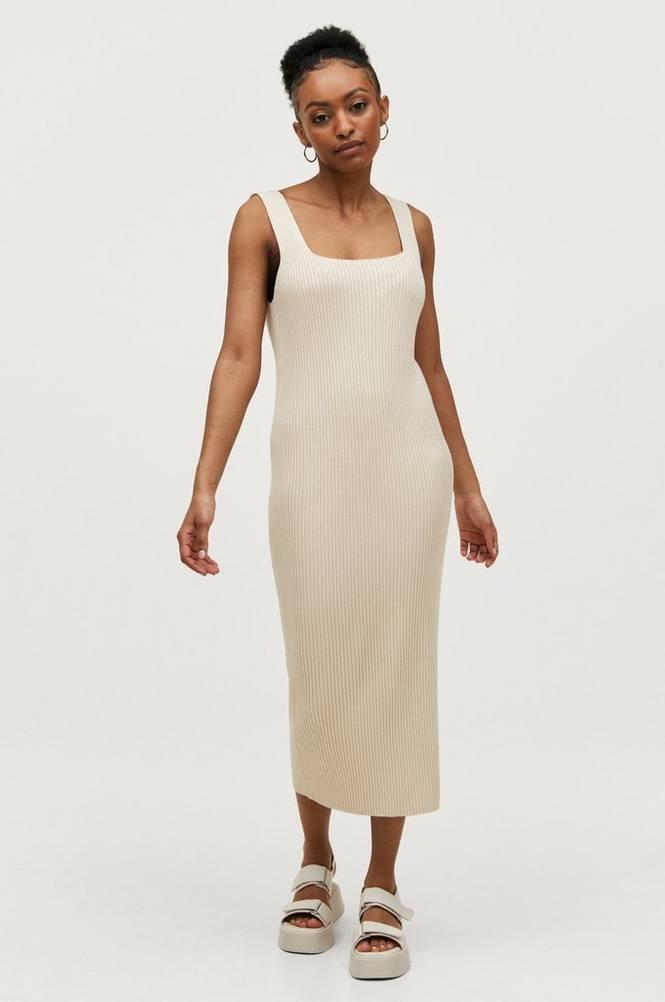 Gina Tricot Kjole Harper Knitted Dress