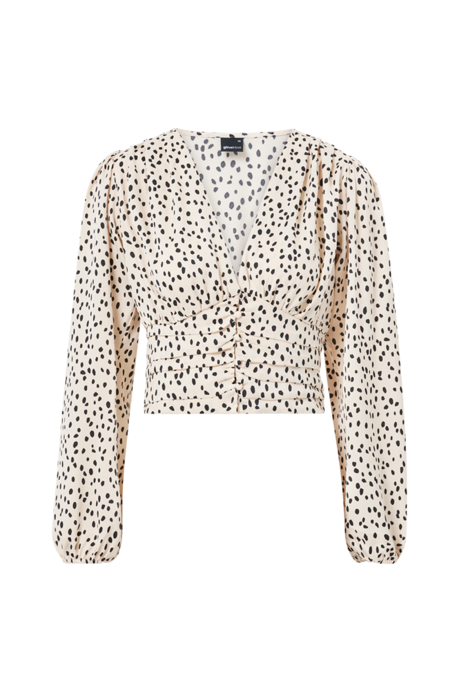 Gina Tricot Bluse Ina Blouse
