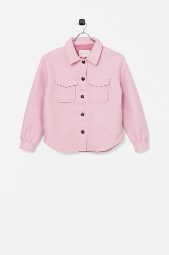 KIDS ONLY Skjortejakke konWind Shacket