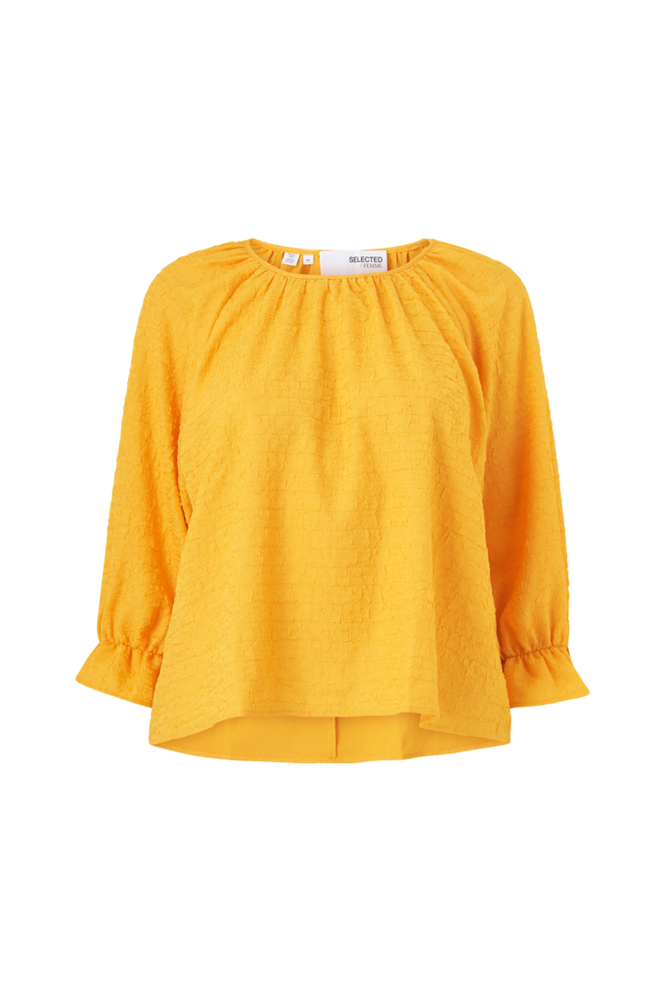 Selected Femme Top slfIssy 7/8 Top Curve