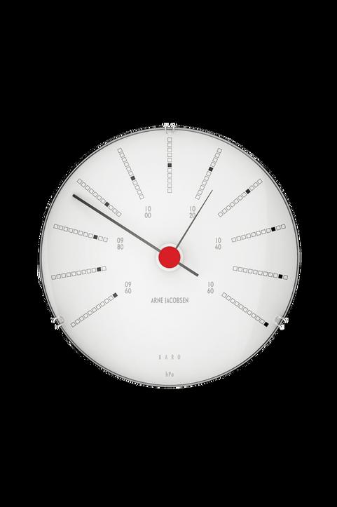 Barometer Bankers, Ø12 cm
