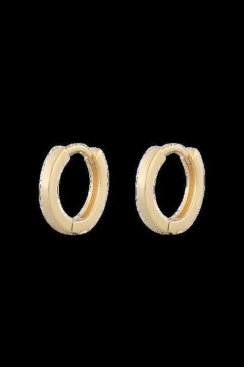 Örhängen Anchor Small Ring Ear plain