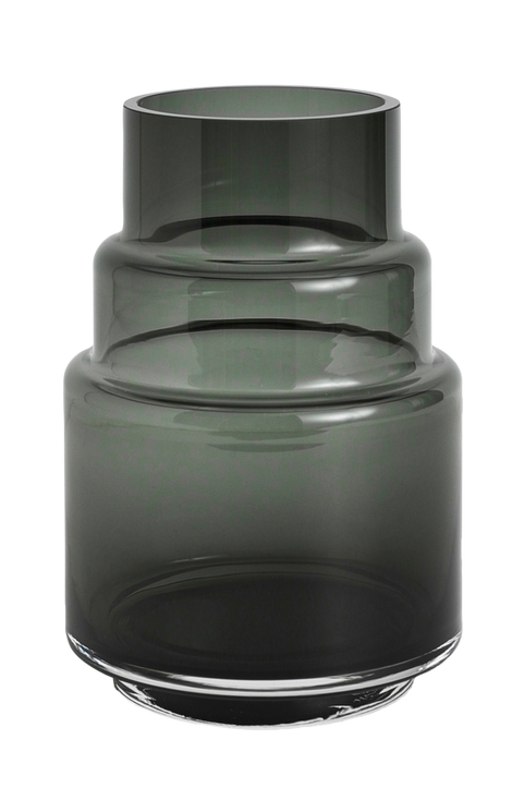 Glimmer glasvas 19 cm