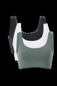 Bh-topp FLO-3PP Bralette 3-pack