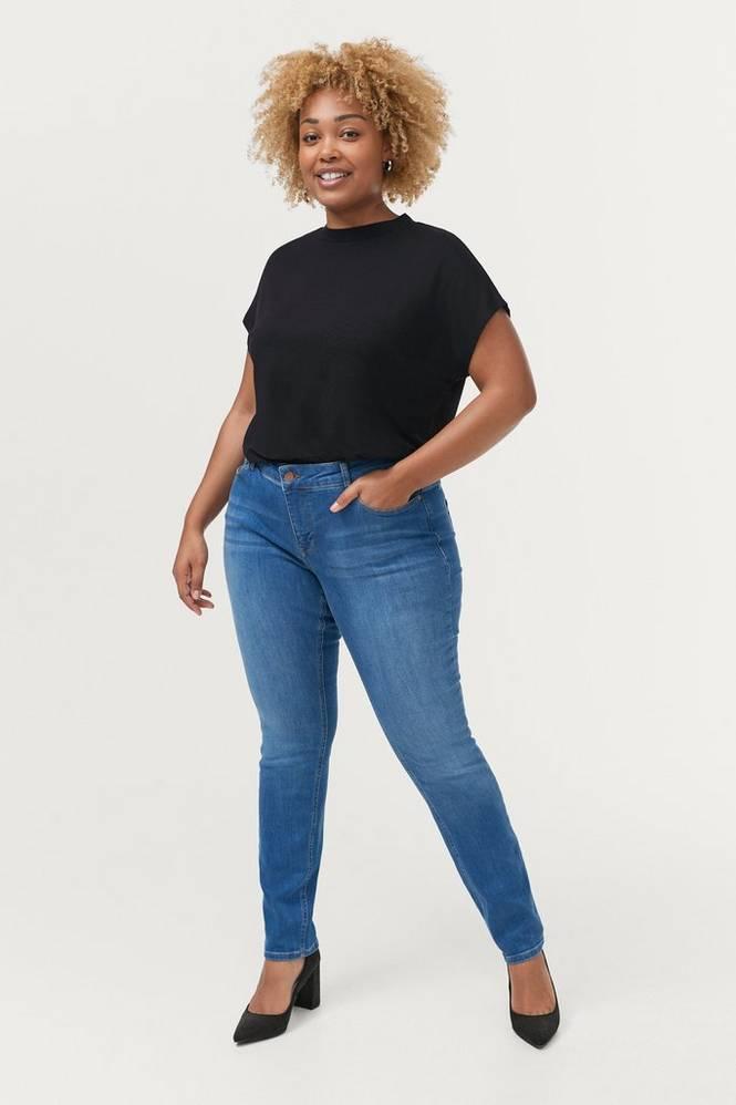 Zizzi Jeans Sanna extra slim