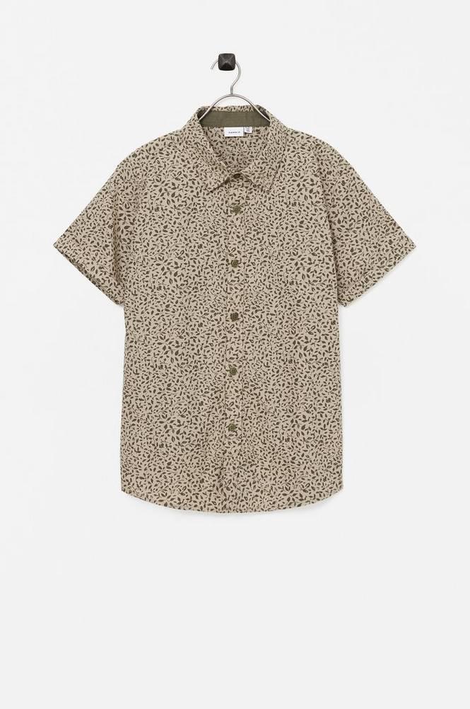 name it Skjorte nkmHanke SS Shirt