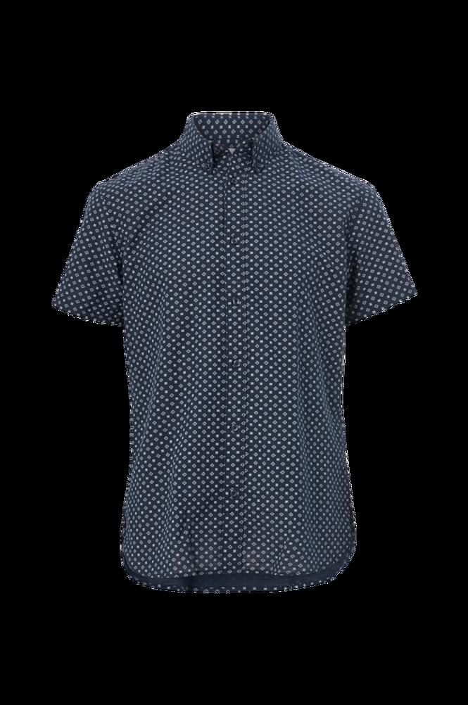 Selected Homme Skjorte slhSlimhart Shirt SS Aop M