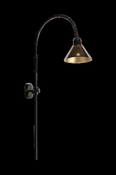Vägglampa Hyde, 120 cm