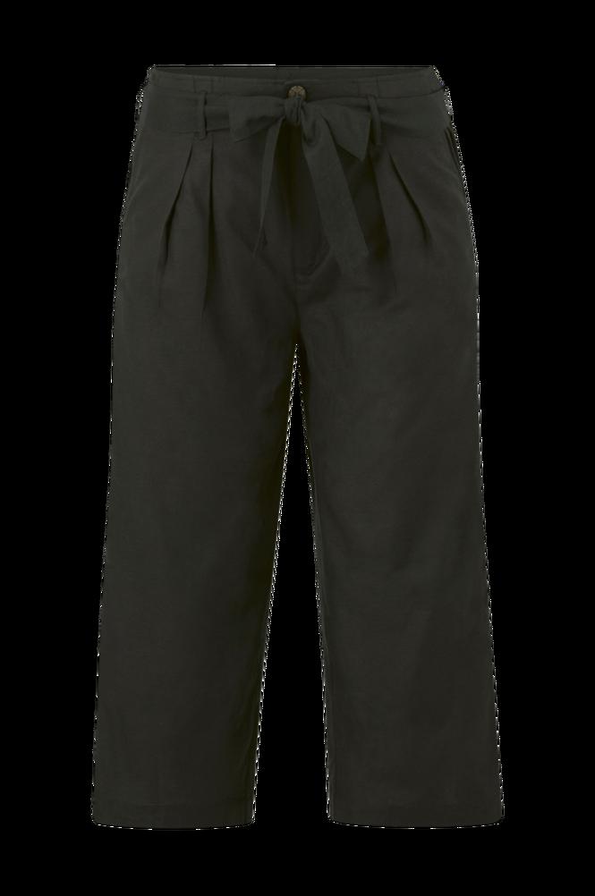 Only Carmakoma Bukser carVivosa Life Belt Culotte Pants