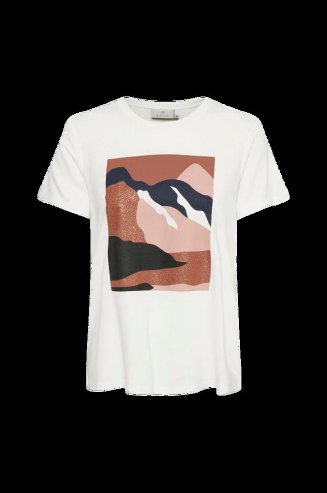 Kaffe Top kaLandy T-shirt SS