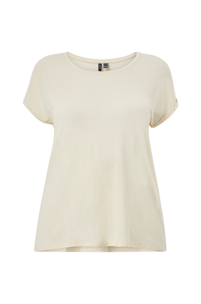 Vero Moda Curve Top vmPlis SS T-shirt S Curve