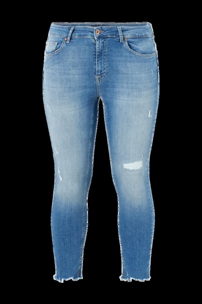 Only Carmakoma Jeans carTara Life Regular Slim Croped J