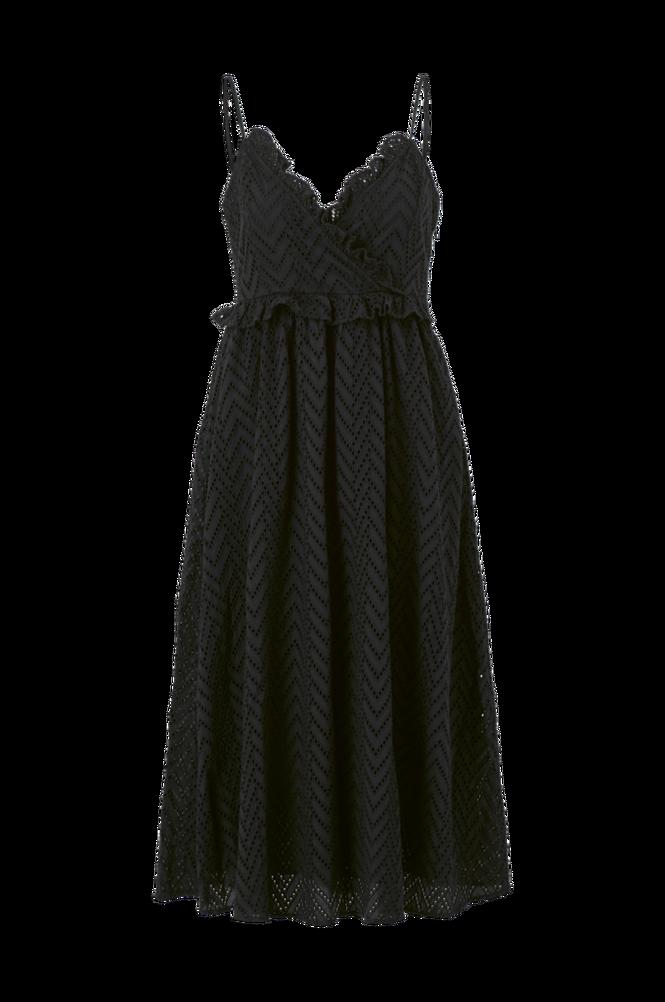 Selected Femme Kjole slfJosa Midi Strap Dress