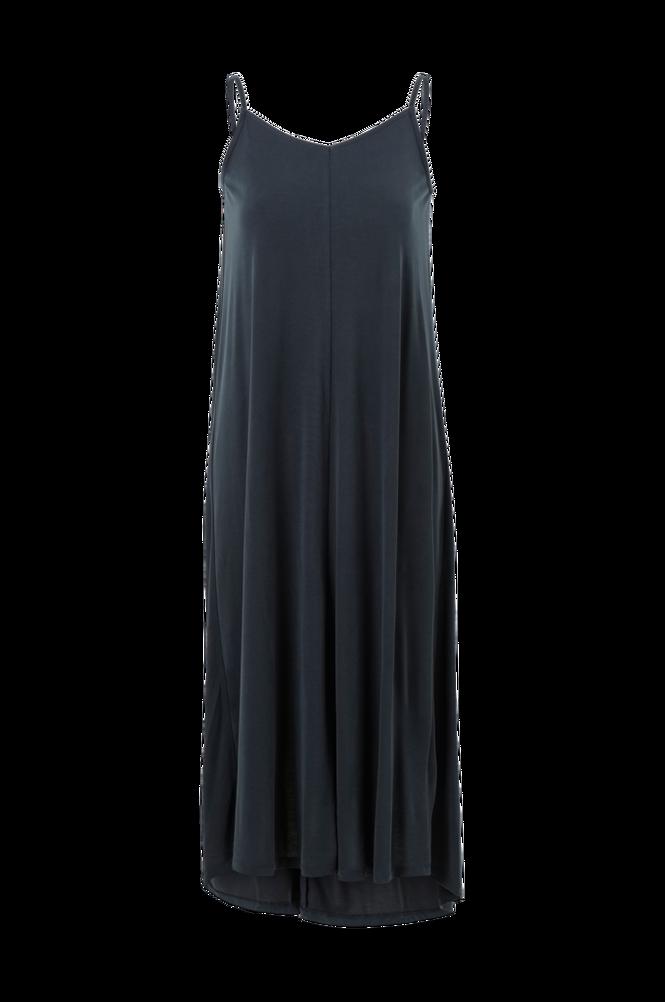 Selected Femme Kjole slfFinia Midi Strap Dress