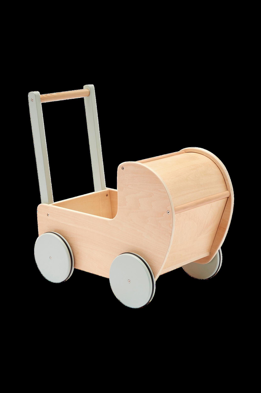 Kids Concept - Dockvagn natur