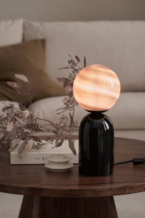Bordslampa Saturnus